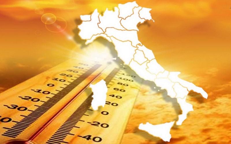 Ispra, quanto caldo fa in Italia