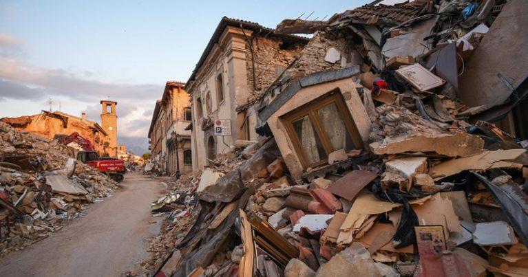 Terremoto centro Italia: per rimuovere le macerie mancano i piani di gestione