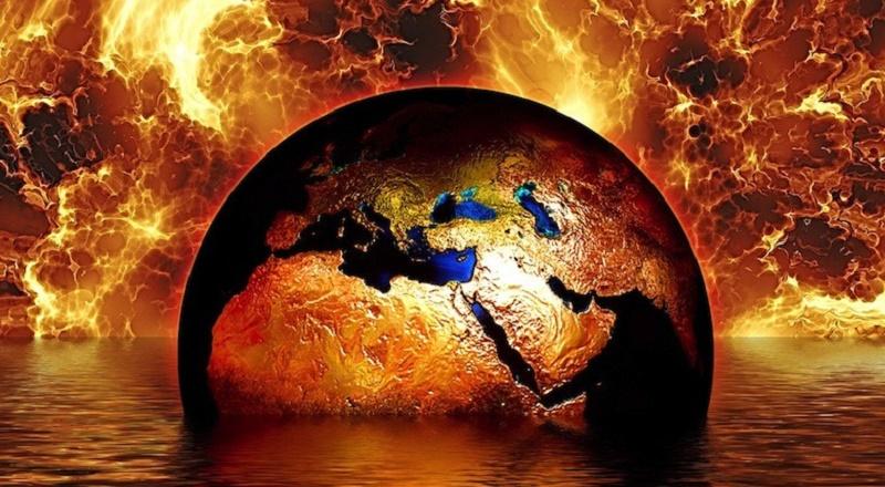 La Terra è malata e la colpa è nostra