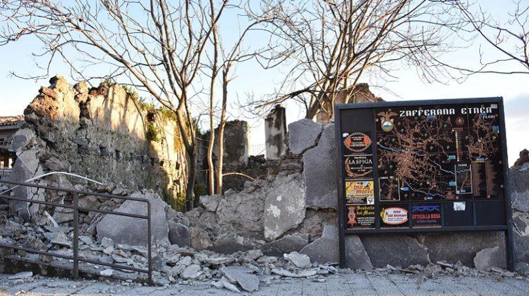 Etna, il sisma di dicembre il più violento da 70 anni