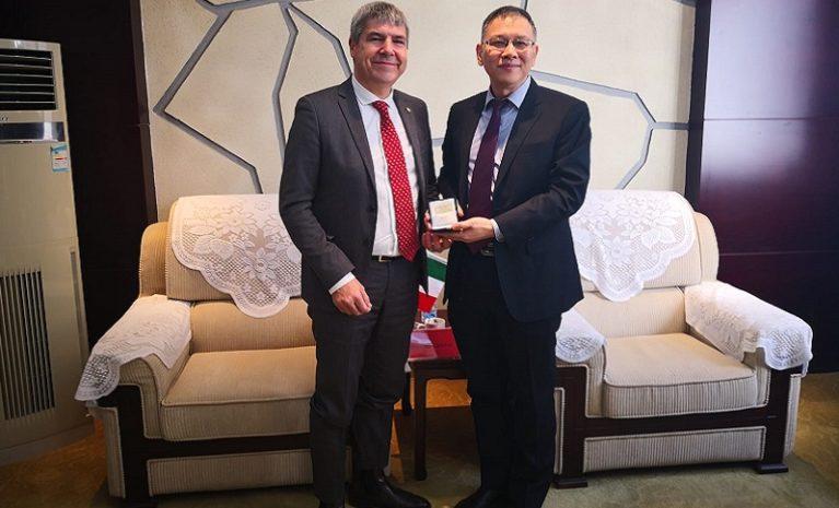 Via della Seta: anche i geologi italiani e cinesi firmano un accordo di collaborazione bilaterale