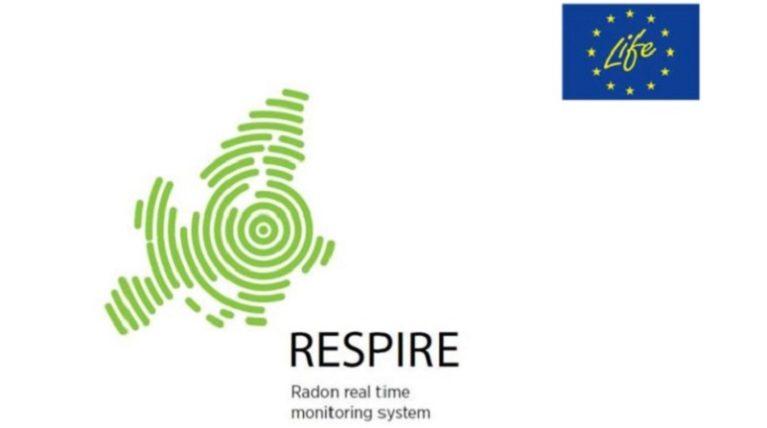 Webinar sul radon RESPIRE