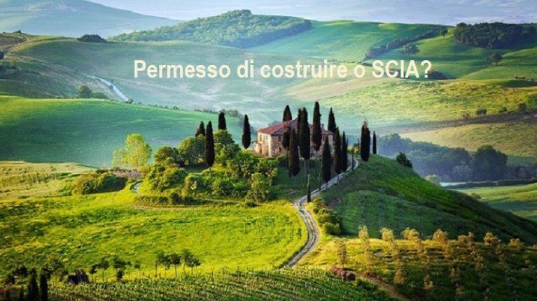 Permesso di costruire o SCIA: cosa fare in caso di immobili sottoposti a tutela paesaggistica o ambientale?