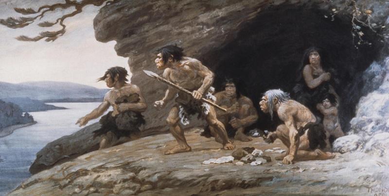 La fine dell'uomo di Neanderthal