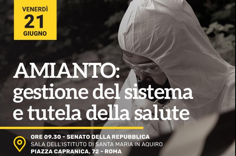 AMIANTO: GESTIONE DEL SISTEMA E TUTELA DELLA SALUTE