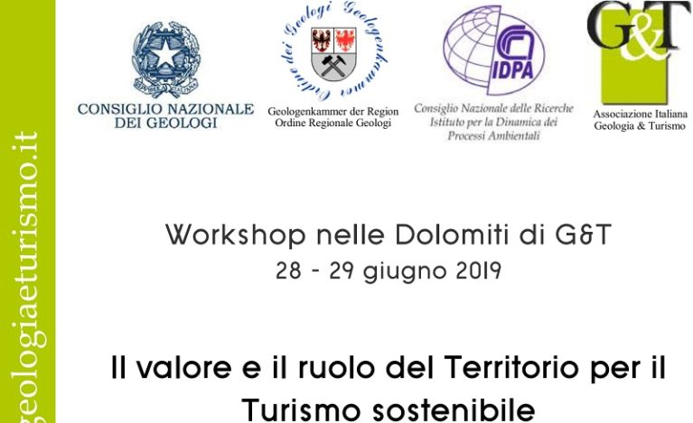 """Workshop G&T: """"Il valore e il ruolo del territorio per il turismo sostenibile"""""""