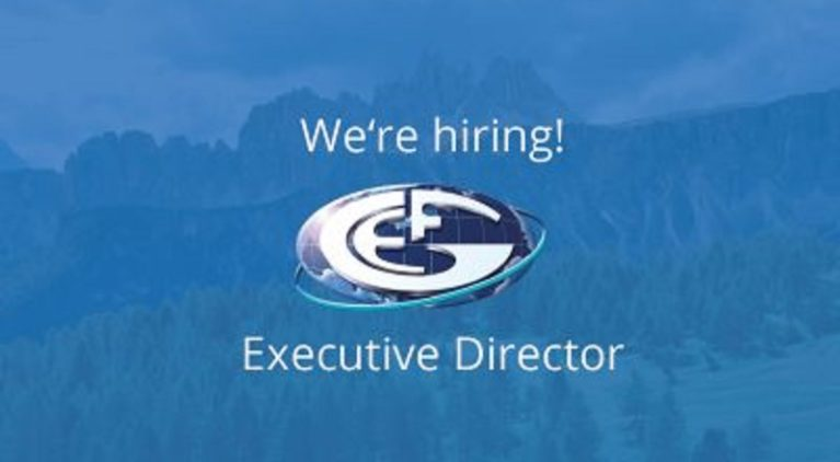 EFG seeks to appoint a new Executive Director