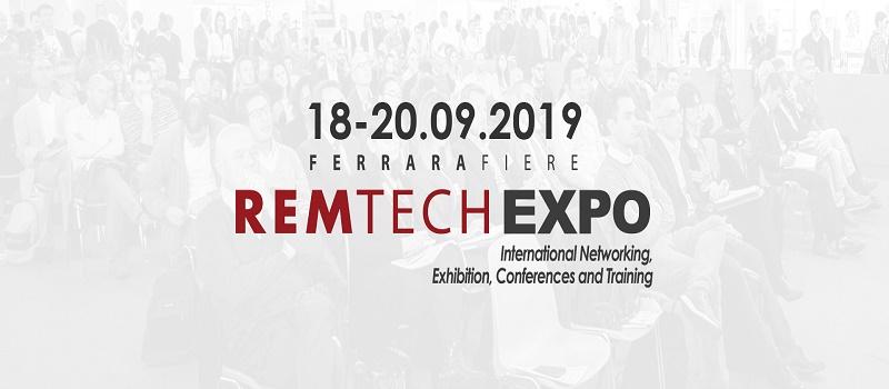 """Al RemTech Expo 2019 il CNG con gli """"Stati Generali della Geologia"""""""