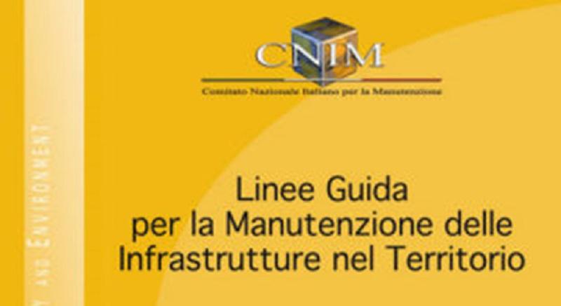 Seminario Manutenzione delle Infrastrutture nel Territorio