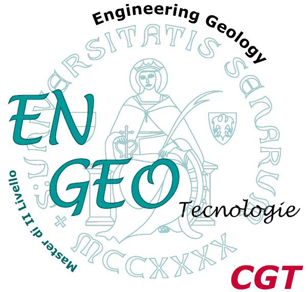 Master Universitario in Engineering Geology – A.A. 2019/2020 Centro di GeoTecnologie – San Giovanni Valdarno (Arezzo)