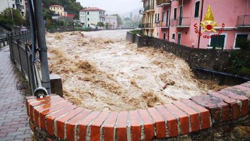 Il caso Liguria. Allarme continuo