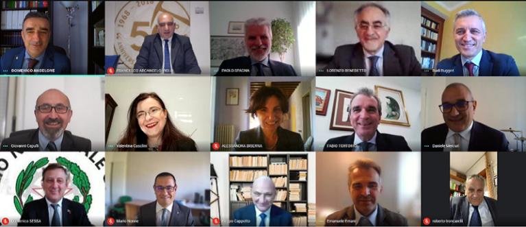 Insediato il Consiglio Nazionale dei Geologi 2020-2025: il nuovo Presidente è Arcangelo Francesco Violo