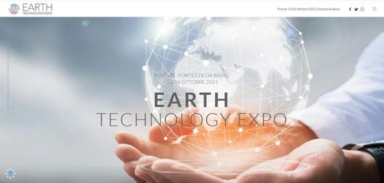 """IL CONSIGLIO NAZIONALE DEI GEOLOGI PARTNER DI """"EARTH TECHNOLOGY EXPO"""""""