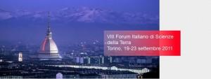 VIII Forum italiano di Scienza della Terra
