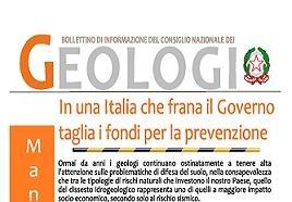 Bollettino Geologi maggio-agosto 2011