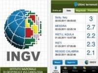 Dall'Ingv una nuova app per i terremoti