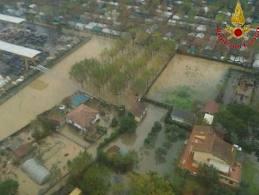 Sono circa settecentomila gli abitanti a rischio frane, allagamenti e alluvioni