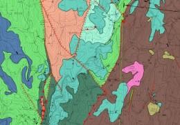 Pubblicata online la carta geologica vettoriale dell'Umbria