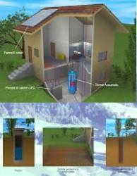 Più efficienza con le pompe calore geotermiche