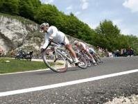 Il CNG al Giro d'Italia per raccontare le bellezze geologiche
