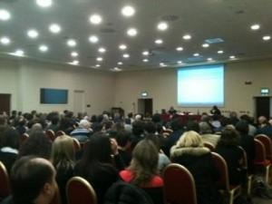 Geologi, a Roma oggi il Professional Day
