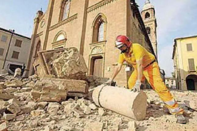 Sconti dai geologi per la ricostruzione