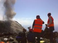 Vulcano Stromboli: hi-tech per lo studio dei meccanismi eruttivi