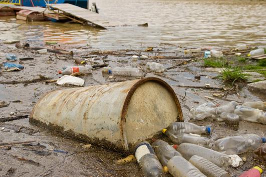 Inquinato il 40% di fiumi italiani. Il Paese rischia una sanzione Ue