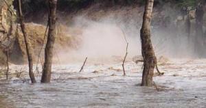 Sardegna: geologi, 280 kmq attualmente a rischio inondazione