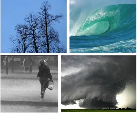 Nel 2030 i danni del cattivo clima