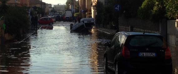 """Maltempo, i geologi: """"In Italia oltre sei milioni esposti alle alluvioni"""""""
