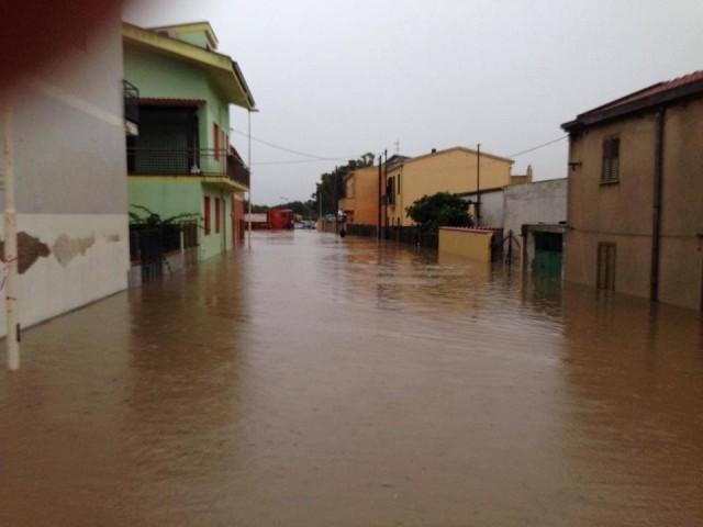 In Sardegna le inondazioni fanno più vittime che nel resto dell'Italia