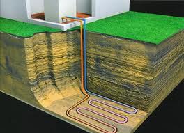 Rinnovabili, risparmio del 60% con una casa riscaldata con geotermia