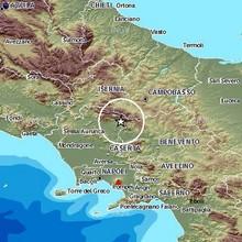 Forte scossa di terremoto tra Campania e Molise