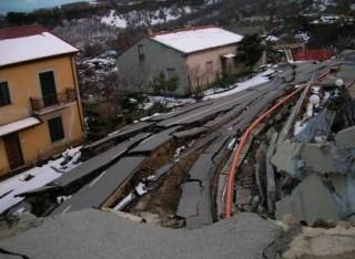 In Italia più di 6 milioni di persone a rischio frane e alluvioni