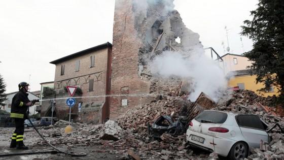 Terremoto, la Regione ferma le trivelle in tutta l'Emilia-Romagna