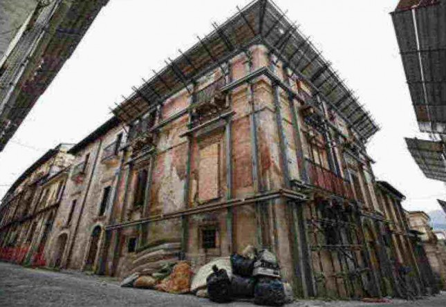 Il terremoto in Abruzzo cinque anni dopo