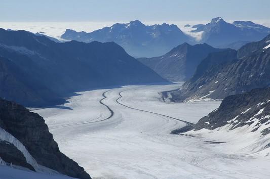 Il global warming sta divorando il cuore freddo delle Alpi