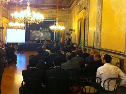 Palermo, maggio 2014. Geologi europei a confronto per indicare le linee guida per uno sviluppo etico e sostenibile delle nazioni europee