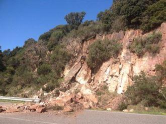 """Geologi: """"In Sardegna 1523 frane per 1471 kmq, eppure solo il 62% dei comuni ha un Piano d'Emergenza"""""""