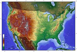 Scoperta la più grande riserva d'acqua della Terra, si trova sotto gli Stati Uniti