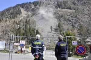 La prevenzione del rischio geologico: l'esempio della frana del Mont de La Saxe