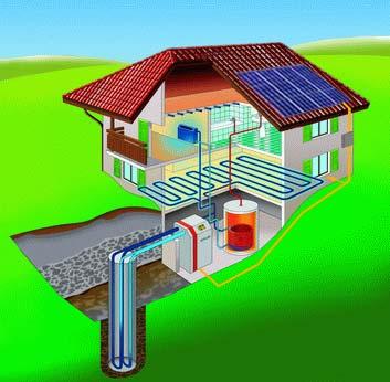 Schema di Decreto per Procedura Autorizzativa Semplificata (P.A.E.S.) per la posa di sonde geotermiche