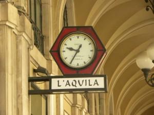 Cento mln per l'Aquila