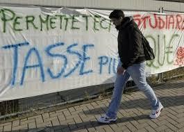 Università, in Italia tasse da record