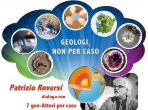 «Geologi, non per caso»: primo esperimento di geologia teatrale