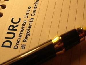 Nelle gare pubbliche regolarizzazioni in dubbio per il Durc