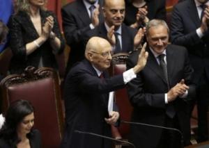 """Geologi: """"Il Presidente Napolitano seppe condividere lo spirito dell'appello nell'Italia delle catastrofi e della disperazione"""""""