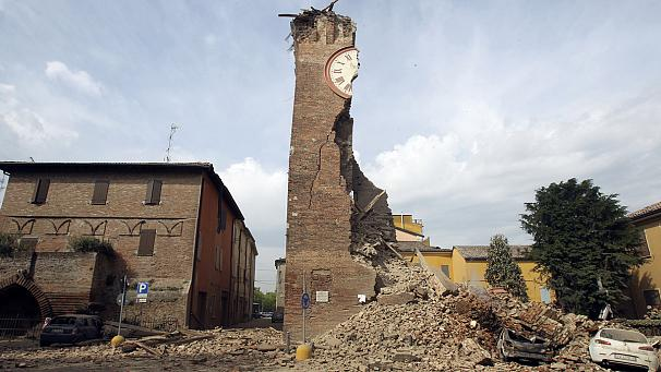 Terremoto, risarcimenti a rilento