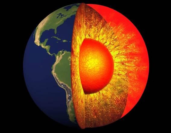 Svelati i segreti del nucleo della Terra: sono due e si comportano in modo sorprendente